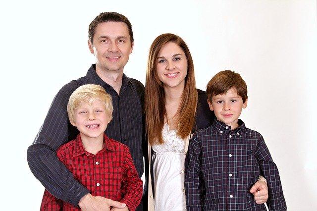 Las familias, los hijos y el confinamiento