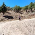 Camino de tierra del cerro