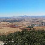 Imagen panorámica de parte de las vistas