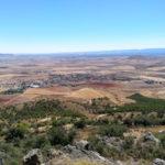 Vistas del pueblo desde el cerro