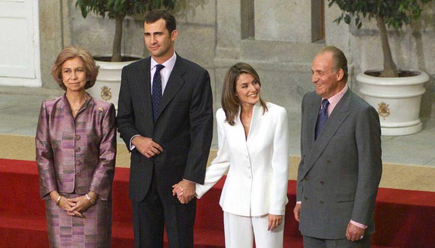 Felipe VI se enfrentó a su futuro y en todas las familias cuecen habas