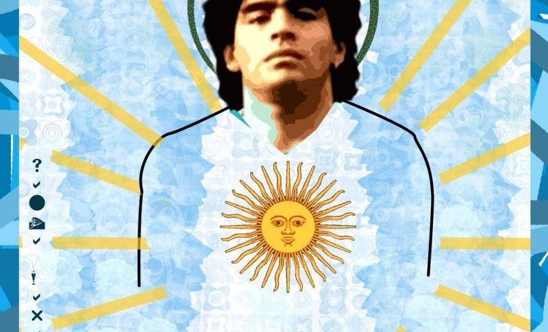 Maradona. La culpa es del fan